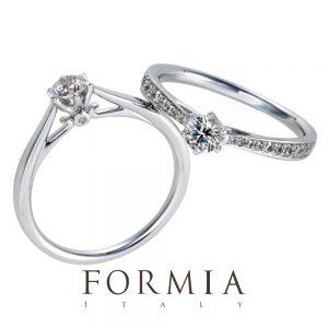 FORMIA – ETERNITÀ 〜エテルニタ〜 エンゲージリング