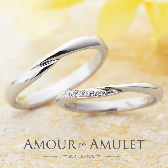 AMOUR AMULET – ルミエール マリッジリング