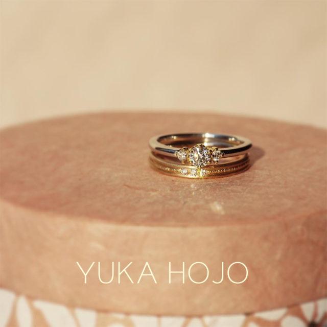 YUKA HOJO – Story / ストーリー エンゲージリング