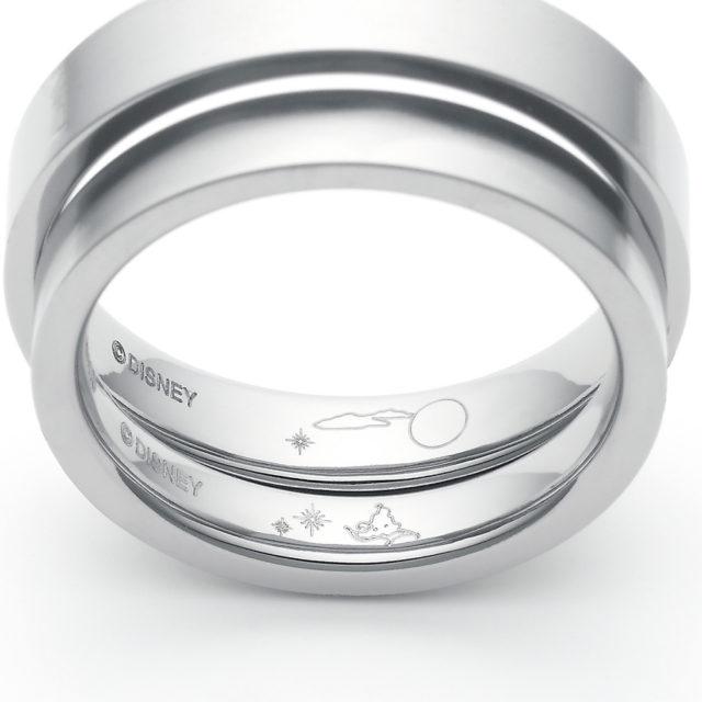 【販売終了モデル】ディズニープリンセス 「アラジン」 カーラ /【アラジン】モデル 結婚指輪