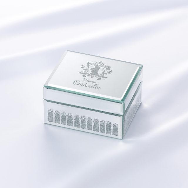 ディズニーシンデレラ キャリー・オン・ドリーム 結婚指輪(2020年期間数量限定モデル)