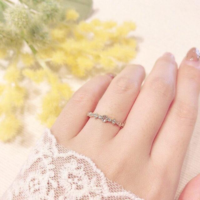 ジュピター ブラントリエ – corolle 花冠