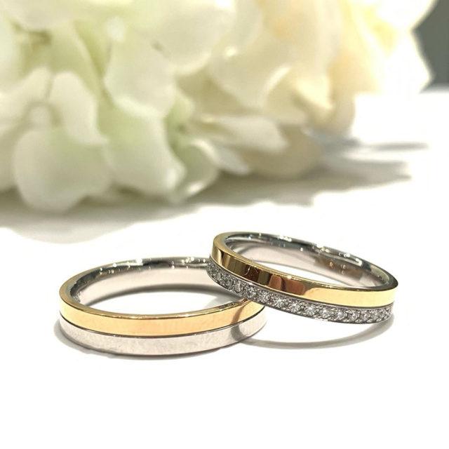 インスタ画像 - katamu - 八千代(やちよ) 結婚指輪