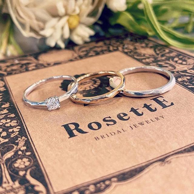 RosettE days – Basil / バジル エンゲージリング