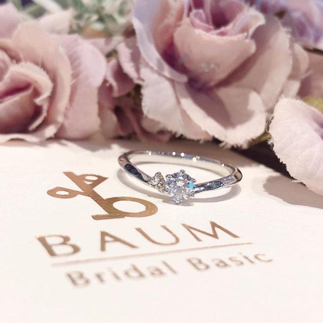 インスタ画像 - BAUM PIERIS [ピエリス] 婚約指輪