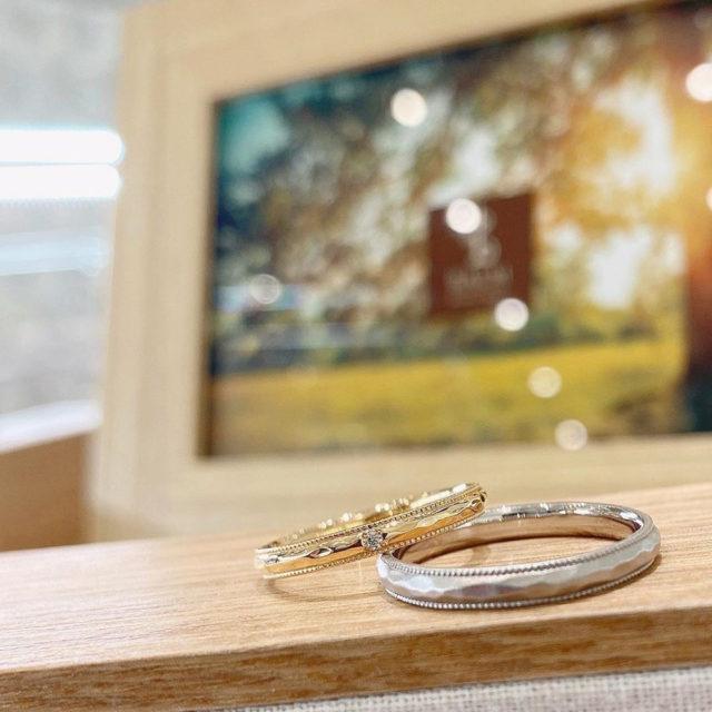 インスタ画像 - BAUM CRAPE MYRTLE [クレープミルテ] 結婚指輪