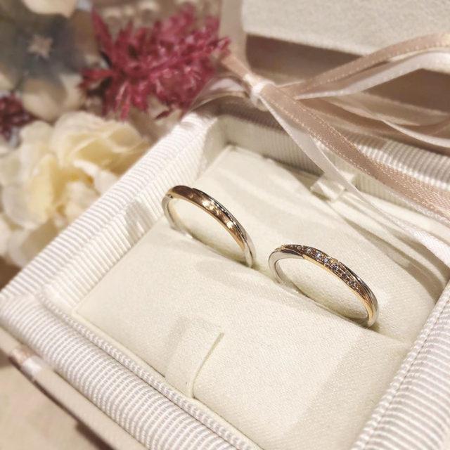 ケース入り結婚指輪画像 AMOUR AMULET - CHERIR [シェリー]