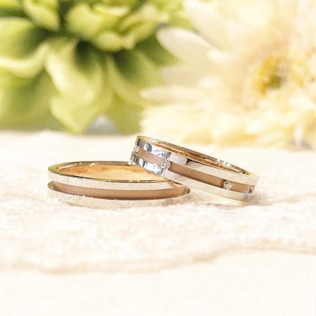 結婚指輪インスタ画像 ニナリッチ 6R M905/L920