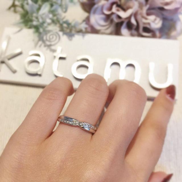 katamu – 縁(えにし)マリッジリング