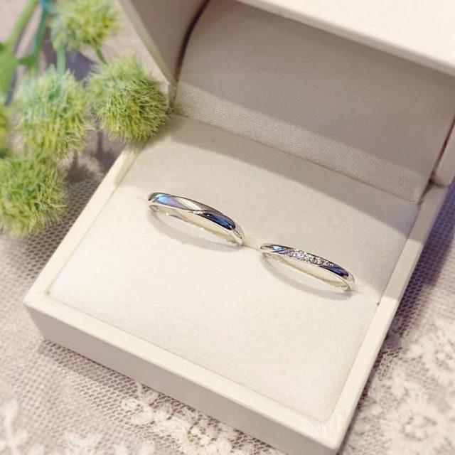 ケース入り結婚指輪画像 - RosettE Life/ ロゼットライフ − Gratitude / グラティチュード