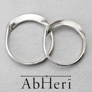 AbHeri – アベリ マリッジリング【メビウスの輪】