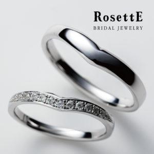 RosettE – RIPPLES / 波紋 マリッジリング