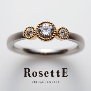RosettE – BLOOM / 花 エンゲージリング
