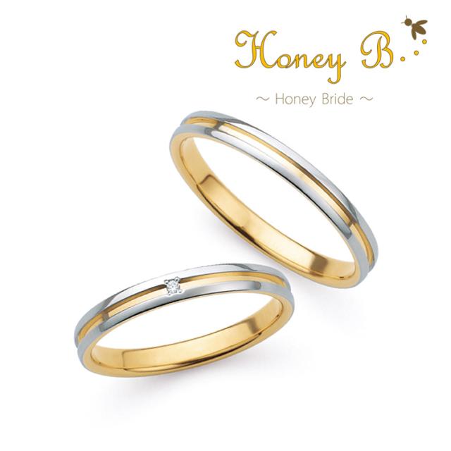 結婚指輪iイメージ画像 - Honey Bride ハニーブライド Himawari / ヒマワリ