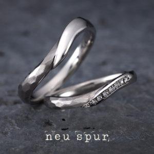 ノイシュプール  – メーゲン マリッジリング