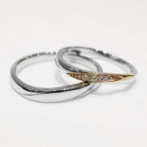 JKPlanet Limited Edition JKPL-1L 1Mの結婚指輪(マリッジリング)