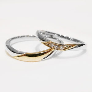 JKPlanet Limited Edition JKPL-6L 6Mの結婚指輪(マリッジリング)