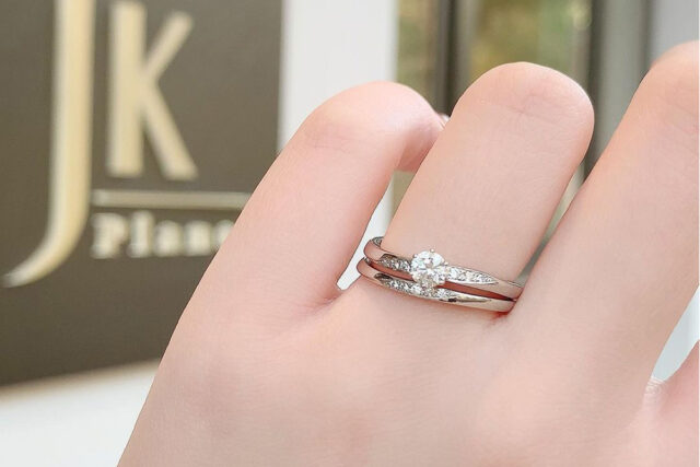婚約指輪(エンゲージリング)・結婚指輪(マリッジリング)のセレクトショップJKPlanet(JKプラネット)