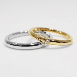 JKPlanet Limited Edition JKPL-2L 2Mの結婚指輪(マリッジリング)