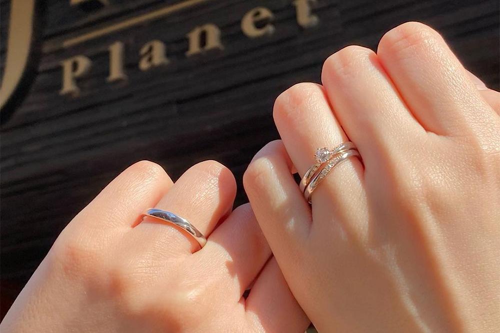 JKPlanet 宮崎橘通り店 <br>結婚指輪のセレクトショップ