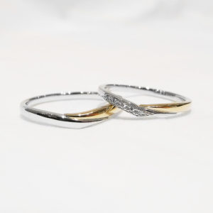 JKPlanet Limited Edition JKPL-3L 3Mの結婚指輪(マリッジリング)