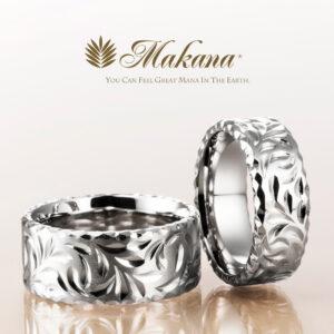 Makana – マリッジリング 2:ハワイアンジュエリー