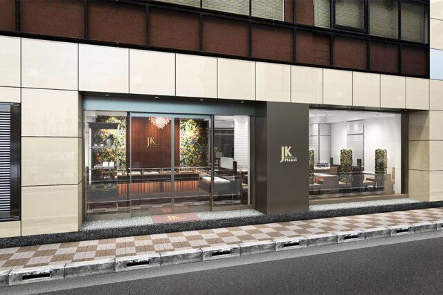 JKPlanet銀座2丁目店 外観