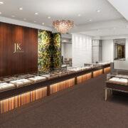 【新店舗】銀座2店舗目となる『JKPlanet銀座2丁目店』が5月7日NEWオープン!30ブランド1500種類の結婚指輪とダイヤモンド専門のセレクトショップです。