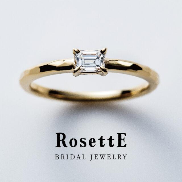 婚約指輪 - RosettE/ロゼット - Square / 広場