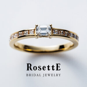 RosettE – Tower /  塔 エンゲージリング