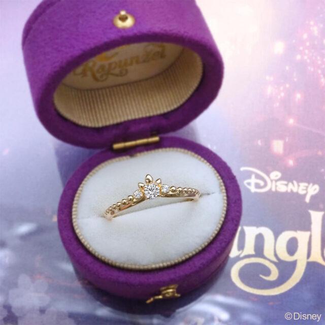 ケース・インスタ画像・Disney Tangled ディズニー「ラプンツェル」 【Tiara of Promise〜約束のティアラ〜】