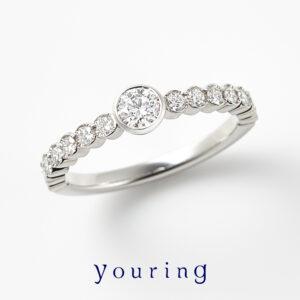 youring – Precious Engagement Ring / プレシャス エンゲージメント リング