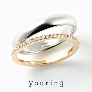 youring – Silk Ring  / シルク マリッジリング