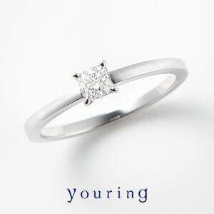 youring – Clarity Ring / クラリティー エンゲージメントリング