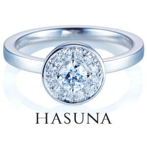 HASUNA エンゲージリング ER14