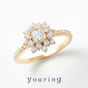 youring – Étoile Ring / エトワール エンゲージメントリング