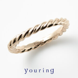 youring – Eternal Knot Ring / エターナル ノット マリッジリング