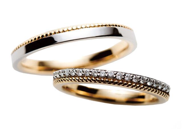 JKPlanetオススメの「アンティーク調」結婚指輪人気デザイン特集!【婚約指輪・結婚指輪のセレクトショップJKプラネット】