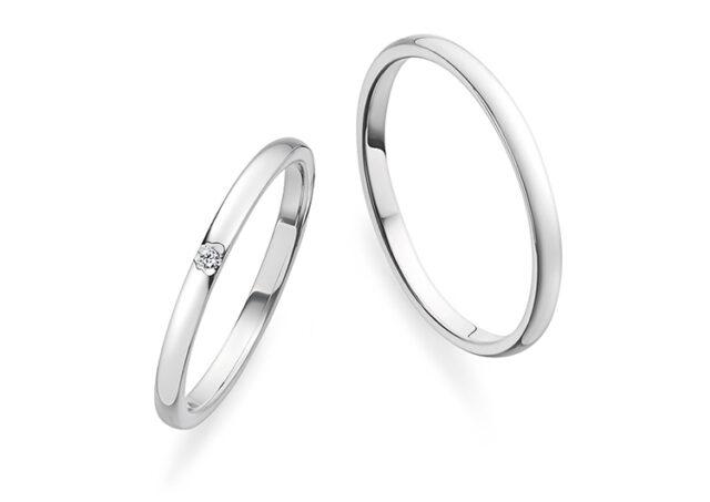 JKPlanetオススメ「細身・華奢」の結婚指輪・婚約指輪人気デザイン特集!【ブライダルリング専門セレクトショップJKプラネット】