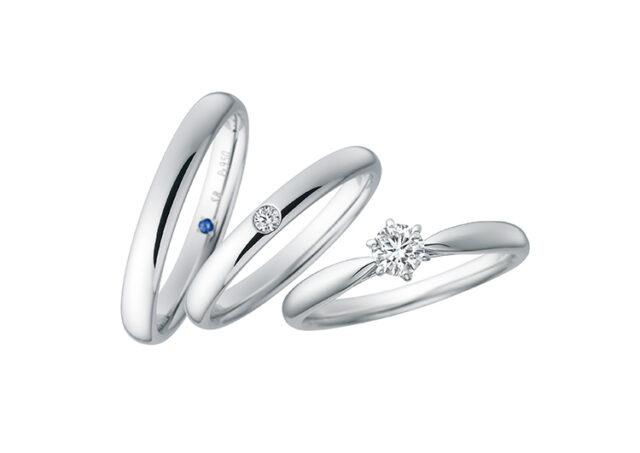 JKPlanetオススメ「ストレート」の結婚指輪・婚約指輪人気デザイン特集!【ブライダルリング専門セレクトショップJKプラネット】